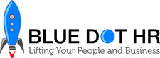 Blue Dot Human Resources logo