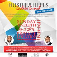 Hustle & Heels Ladies Lunch - SOLD OUT