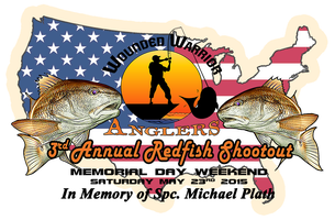 3rd Annual Redfish Shootout - In Memory of Spc Michael...