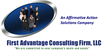 First Advantage Consulting Firm, LLC.  (800.698.1084) logo