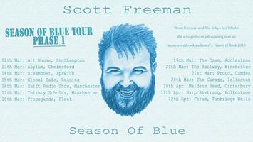 Scott Freeman & the Tokyo Sex Whales \ Gigs in the...