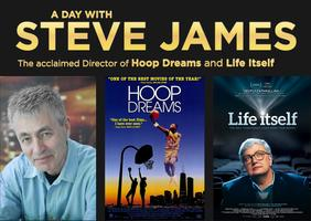 A Day with Steve James
