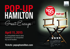 Pop Up: Great Escape