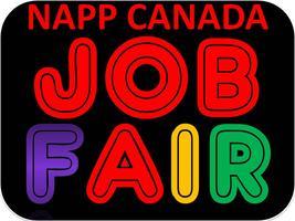 NAPP CANADA presents THURS. NOVEMBER 2 Career Fair