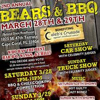 Bar-B-Q, Wing, and Chili Cook-off and Music Festival