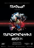 BBE & Loud Entertainment Present Brodinski + GENER8ION...