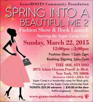 Spring Into A Beautiful Me 2: Fashion Show and Book...