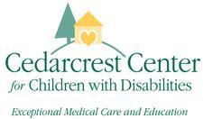 Cedarcrest Center for Children with Disabilities logo