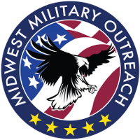 Midwest Military Outreach logo