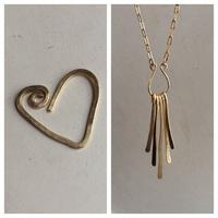 Hammered Shapes Jewelry Making Class