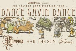 Dance Gavin Dance w/ Polyphia, Hail The Sun, Stolas,...