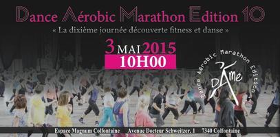 DANCE AEROBIC MARATHON EDITION 2015