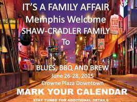 SHAW-CRADLER FAMILY REUNION