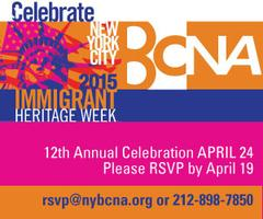 4th Annual  BCNA Immigrant Heritage Week Awards