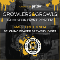 Growlers & Growls- Powered by PetBox