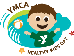 YMCA Healthy Kids Day 2013