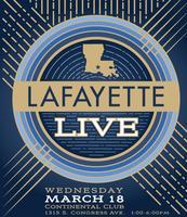 Lafayette LIVE at SXSW 2015