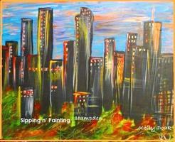 Sip N' Paint I-70 East Fri June 21st 6pm $30