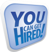 You Can Get Hired logo
