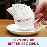 Serving Up Better Records
