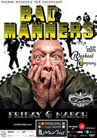 BAD MANNERS live in Thessaloniki || +guests: Bluebeat...
