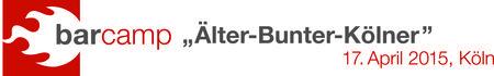 """Barcamp """"Älter – Bunter – Kölner"""""""
