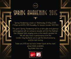 Spring Awakening 2015
