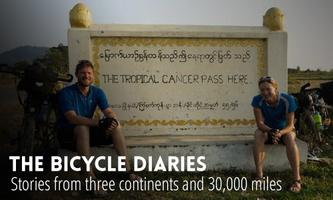 The Bicycle Diaries: Book talk and slideshow by David...
