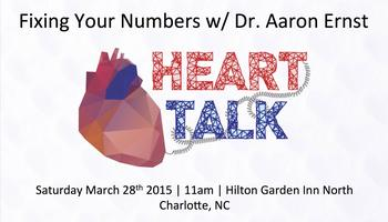 Heart Health: Fixing Your Numbers w/ Dr. Aaron Ernst