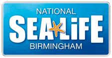 The National SEA LIFE Centre Birmingham  logo