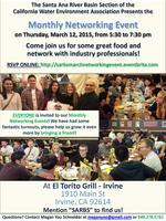 SARBS Monthly Networking Event - March 2015
