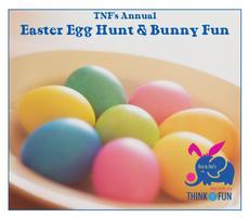 TNF's Annual Easter Egg Hunt & Bunny Fun 2015...
