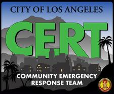 LAFD CERT PROGRAM logo