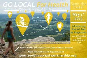"2015 ""Go Local for Health"" Community Wellness Summit"