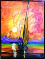 Sip N' Paint Come About Sat June 22nd 6:30pm $30