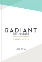 Radiant Women's Conference 2016