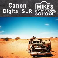 Canon Digital SLR- Mill Valley
