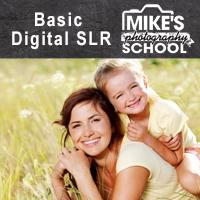 Basic Digital SLR/Mirrorless- Menlo Park