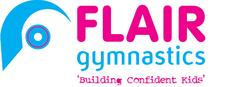 Flair Gymnastics logo