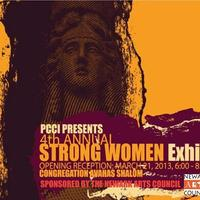 Strong Women Exhibit