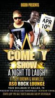 ★NIGHT TO LAUGH★ FEATURING SEYI BROWN & WAMILELE......