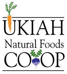 Ukiah Natural Foods Co-op logo