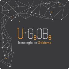 u-GeOBe Tecnología en Gobierno logo