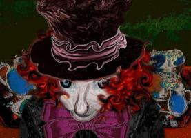 Mad Hatter Tea Party and Book Signing