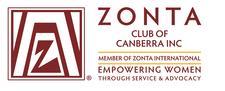 Zonta Club of Canberra Inc logo
