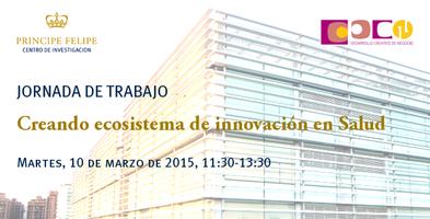 Creando ecosistema de innovación en el sector Salud
