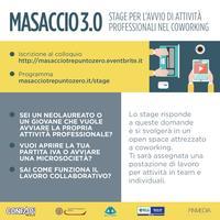 Masaccio 3.0 Stage per attività professionali nel...