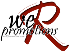 We R promotions logo