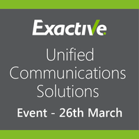Unified Communications Solutions Event - Aberdeen