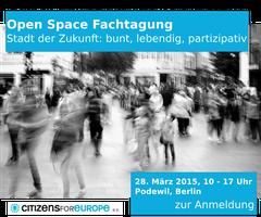 OpenSpace - Stadt der Zukunft:              bunt,...